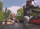 Gassi gehen wie es Meister und Hund gefällt ...