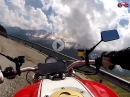 Gavia Pass (Passo di Gavia|) mit Ducati Monster (20.06.20)