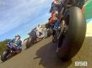 Geht extrem steil! Assen onboard British Superbike R10/19 (Bennetts BSB)