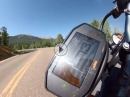 Geht extrem steil: Chris Fillmore Record-Run Pikes Peak KTM 790 Duke