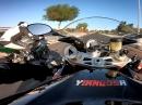 Geht steil! BMW S1000RR durchgeladen by SuperBike Racer