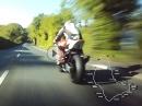 Geht steil! Isle of Man TT - corner by corner Streckenkunde - anschauen Pflicht