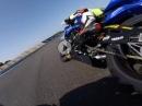 Geht steil: Paul Ricard onboard (2018) Niccolo Canepa, Yamaha R1, YART Racing