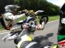 Geht steil! Verkackte Bikerfreunde: One lifestyle one family