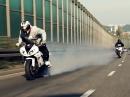 Geht steil! Stuntriding - das Infamous Team rockt polnische Straßen
