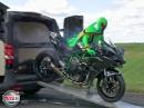 GEIL durchgeknallt: Kawasaki H2R vs Suzuki, KTM, BMW, AMG