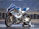 BMW HP4 Race - Geil! Geil! 215 PS, 171kg vollgetankt, 750 limitiert - die Details