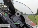 Geil! - Kawasaki Ninja H2 - Nürburgring Nordschleife Onboard Gyrocam Grüne Hölle
