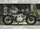 Geil: Royal Enfield 650 Interceptor Caferacer Umbau by Zeus Custom