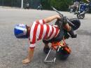 Geil: Zuckucken, nachmachen - Stuntriding Nachwuchs - wird ein Großer