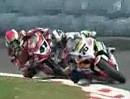 Geile Battle: Max Neukirchner vs Noriyuki Haga SBK-WM Monza 2008 - Rennsport vom Feinsten