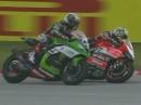 Geile Battle SBK Sepang 2015 letzte Runde Race 1 Rea vs Davies