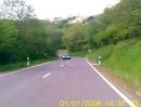 Motorradtour Bourscheid, Ardennen: Geile Kurven, geile Aussicht