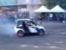 Geile Show: Smart mit Hayabusa-Motor - Ricardo Domingos