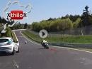 Geile Szenen, cooles Video: Nürburgring Nordschleife Motorrad Compilation