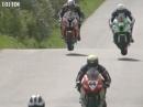 MEGA Geiler Kracher!!! 3:35 Roadracing - das rockt! Titanium testicles am fliegen!