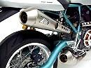Geiler Sound: Zard Komplet Kit für Ducati Paul Smart