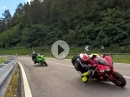 Geiles Ding: Superbike Power, top geschnitten von Blackforest Rider