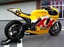 Gelb, laut, böse - Ducati Desmosedici RR aus Japan