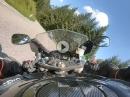 Gemütliche Spazierfahrt durch die Wildalpen, Suzuki GSX-R 1000