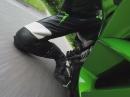 Genieße den Moment - Top geschnittenes Video über das Knieschleifen (Red)
