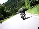 Gerlos Pass vom Oberpinzgau ins Tiroler Zillertal