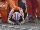 GermanGP 2021 - MotoGP letzte Runde - Marc Marquez jubelt am Sachsenring
