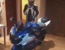 Nächtlicher Harndrang für Motorradfahrer - Endlich gerne nachts 'müssen' müssen