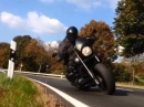 Schotten: geschmeidige Powercruiser Kurvenfahrt