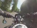 Motorradtour von Geschriebenstein nach Rechnitz (Burgenland, Österreich)