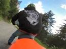 Gestört?! KTM SX 125 On Board - Glühkopf - können kann er's!