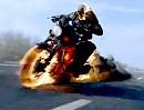 Ghost Rider: Spirit of Vengeance - Filmstar Yamaha V-Max ab 23.02.2012