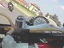 Giacomo Agostini onboard Imola bei 200MIGLIA IMOLA