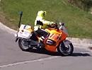 Giechburg Polizei Motorradtreffen
