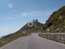 Giogo della Bala auf der SP345 bis zum Passo Croce Domini - Landschaft pur!
