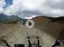 Giogo della Bala, Italien mit Yamaha XT1200