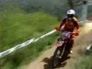 Giovanni Sala - KTM Werksfahrer präsentiert KTM EXC 2008