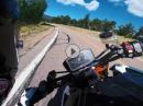 Gipfelsturm Pikes Peak: C. Filmore, KTM 1290 Superduke R ballert zum Sieg