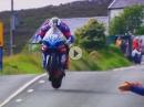 GixxerPorn: Michael Dunlop, Suzuki GSX-R1000 Isle of Man TT2017 - Eskalation