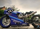 Mega Umbau! Yamaha XSR 700 Sakura. Beim Glemseck101 am Start mit Jens Kuck