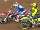 Glendale 450SX Highlights Monster Energy Supercross 2018 - Ken Roczen hinter Tomac, Barcia Dritter