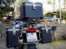 Globescout Gepäcksystem für Motorräder - Adventure Equipment