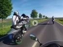 'going harder' Speed-Szenen aus Rhein/Main by Naits & Kex85