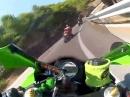 Motorradtour Spanien / Frankreich 2012 engagiert