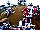 Motocross Rennen mit GoPro Wide Camera - super geil!