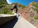 Gorges de Daluis - Beeindruckende Landschaft - ein Muss in Frankreich