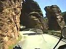 Gorges de Daluis-Schlucht, Frankreich - BMW R 1200 GS