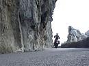 Gorges de Galamus (F-Pyrenäen) mit GS-Motorradreisen 09/2009