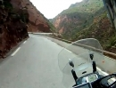 Gorges du Cians Schlucht (Alpes-Maritimes) Motorradtour XT1200Z
