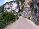 Gorges du Nan, Vercors, Frankreich